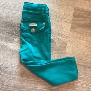 Hudson baby girl jeans